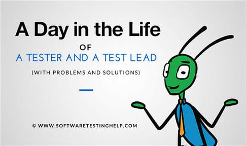 testers and test leads day