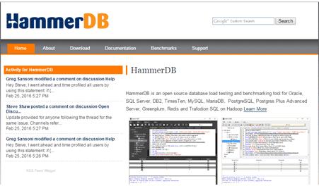 HammerDB
