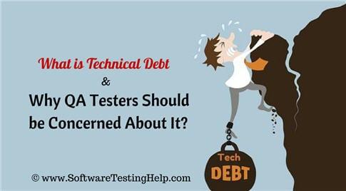 what is tech debt