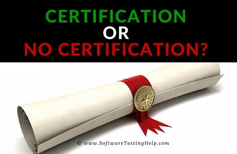 Is It Worth Getting QA Software Testing Certification?