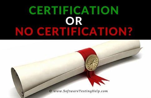 QA certification