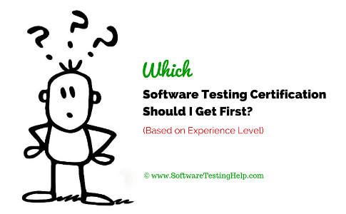 which qa testing certification to get