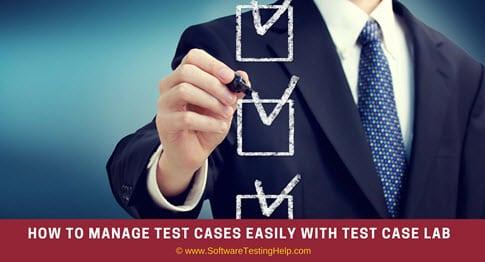 Test Case Lab Test cases