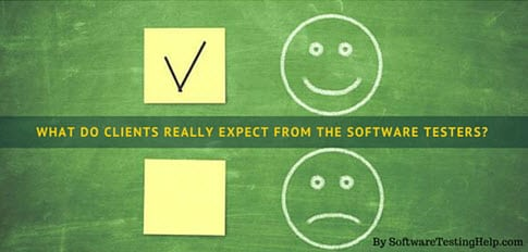 software testing clients