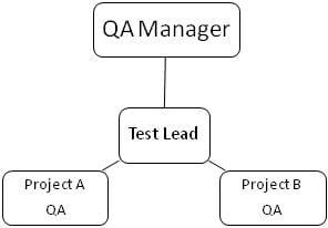 QA team organization