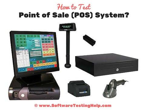 Testing POS system