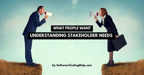 Understanding Stakeholder Needs