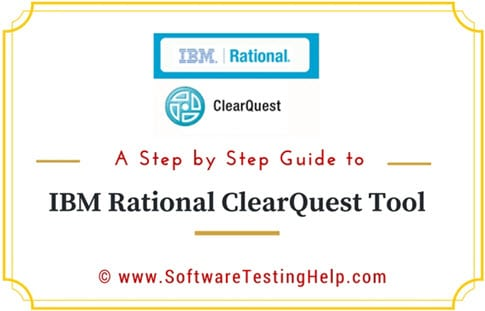 IBM Rational ClearQuest Software Guide