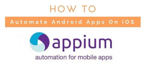 appium-tutorial