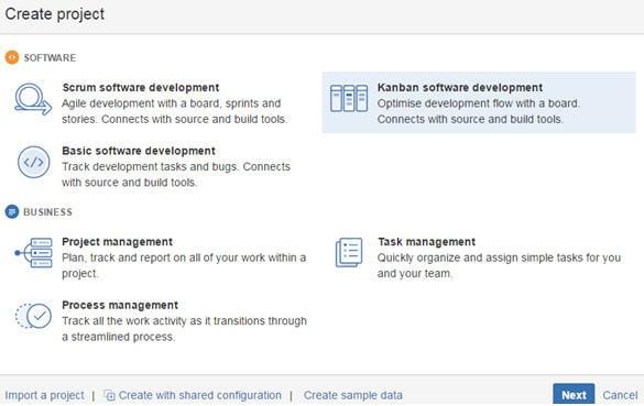 kanban-software-development