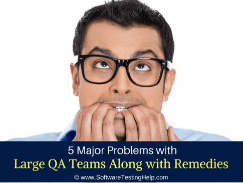 large-qa-team-problems