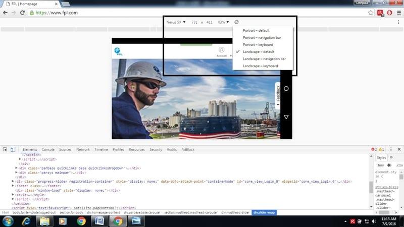 Chrome Dev Tools 4