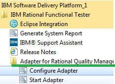 RQM Integration Adapter