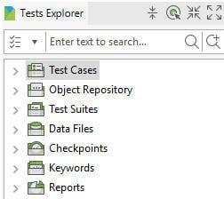 Test Explorer