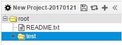 mkdir directory_name Output