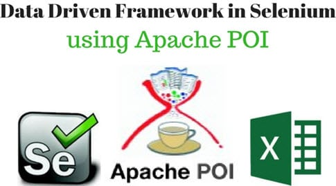 Data Driven Framework in Selenium using Apache POI