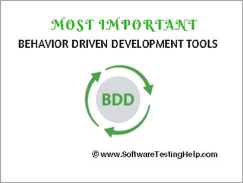 Behavior Driven Development Tools