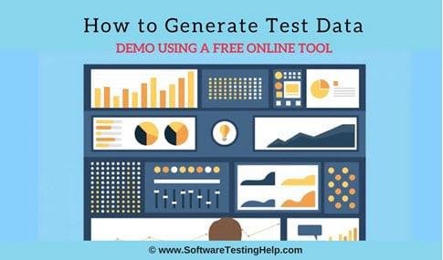 Test data generation using GEDIS