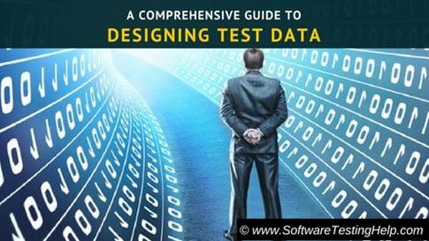 Test data tutorial
