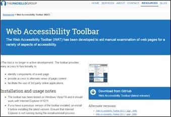 Top 20 Accessibility Testing Tools for Web Applications