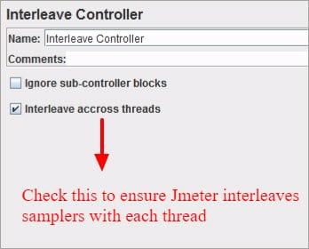 Interleave With Each Thread