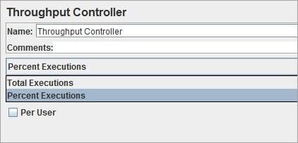Throughput Controller