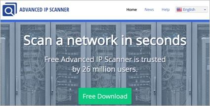 15 Best Network Scanning Tools (Network and IP Scanner) of 2019