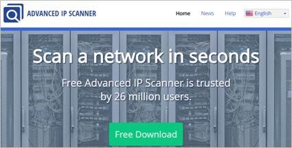 advanceipscanner