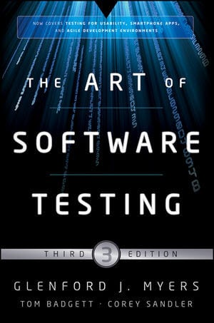 Art of Software Testing Book