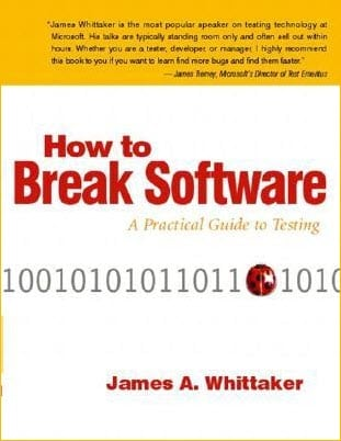 How to Break Software Book