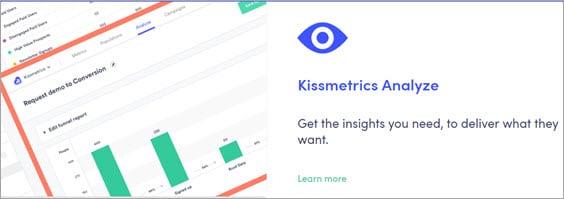 Kissmetrics AB Testing