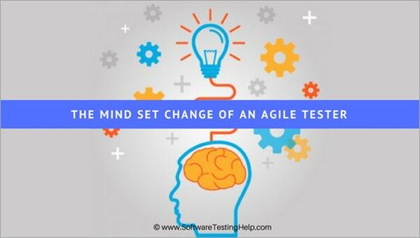 Mind Set Change of Agile Tester