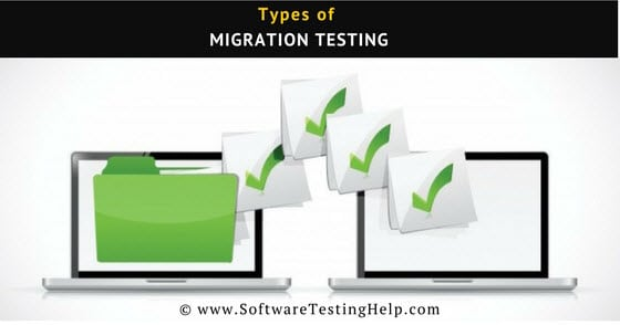 Types of Migration Testing