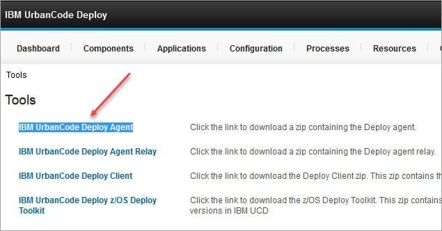Download Deploy Agent