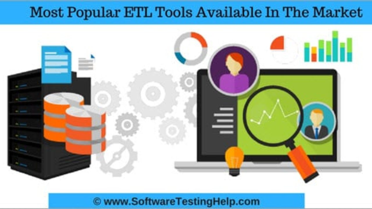 15+ Best ETL Tools Available in the Market in 2019