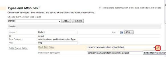 Edit Editor Presentation