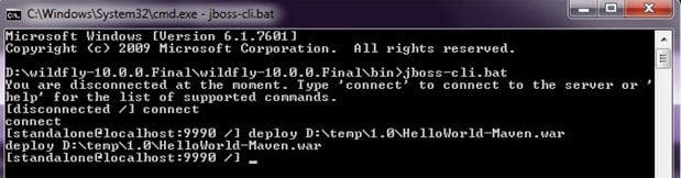 JBoss Sample RAR