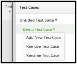 Test Case Explorer