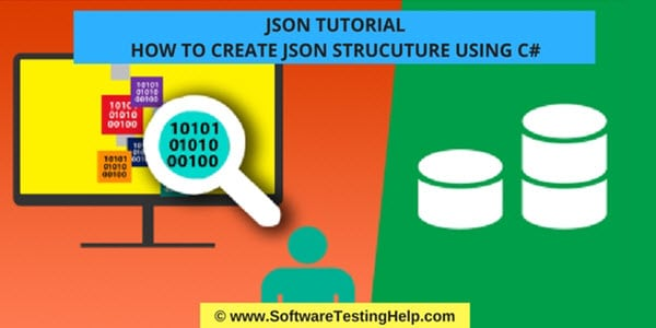 Creating structure using JSON