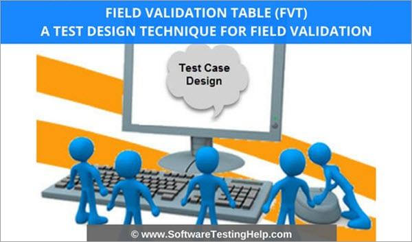 Field Validation Table