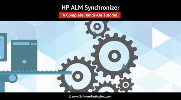 HP ALM Synchronizer