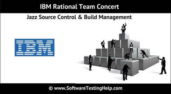 IBM RTC Jazz Source Control & Build Management