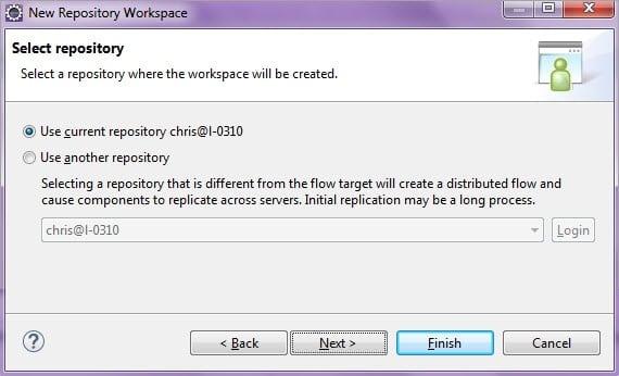 Select Repository