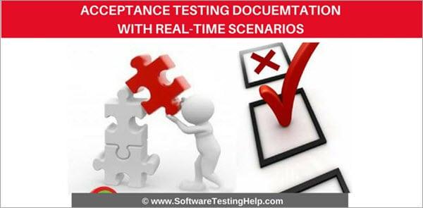 Acceptance Testing Documentation
