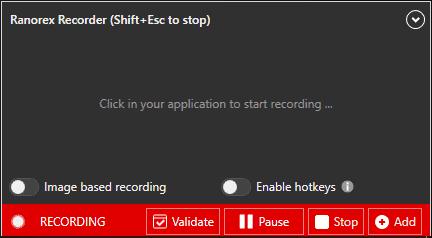 Creating a Recording Module