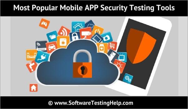 Mobile APP Security Testing Tool