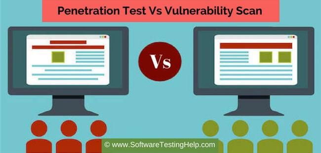 Penetration Test Vs Vulnerability Scan