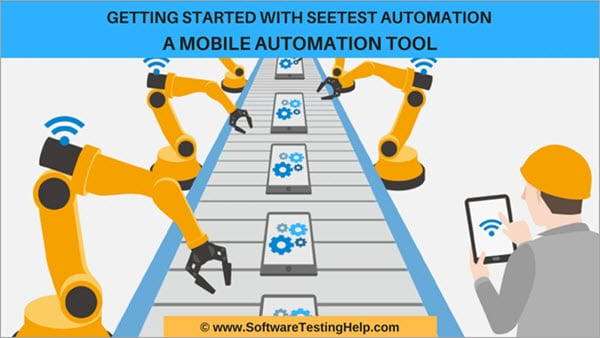 SeeTest Automation Introduction