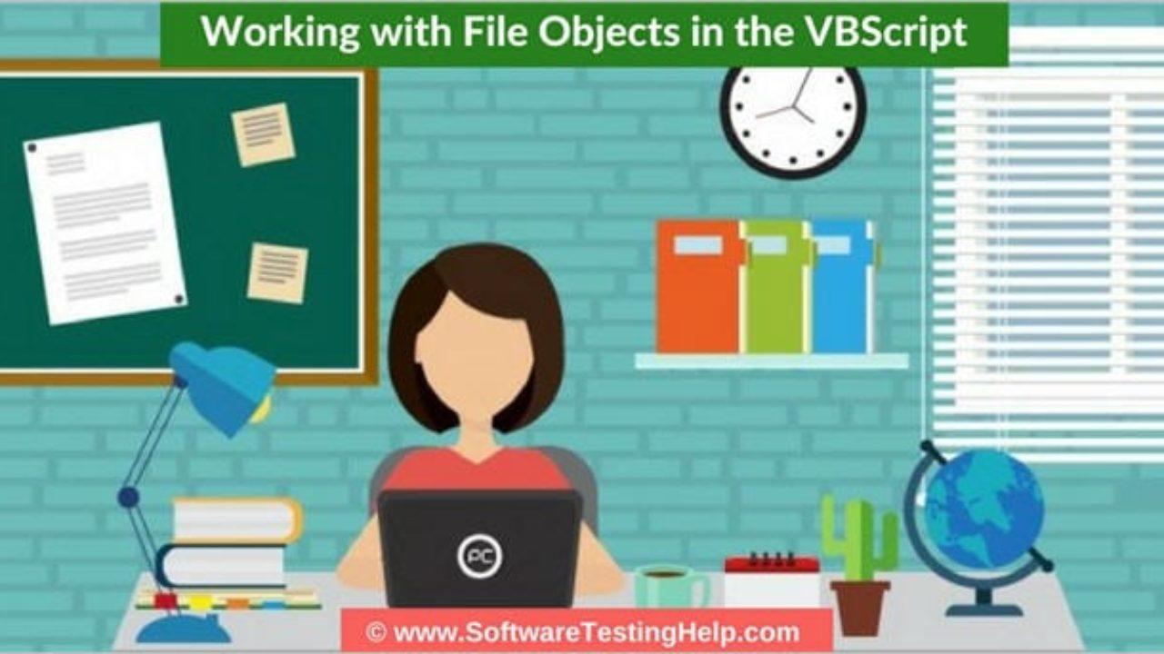 VBScript File Objects: CopyFile, DeleteFile, OpenTextFile