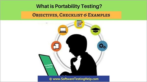 Portability testing
